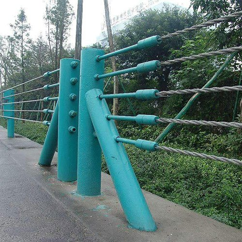 Wire Rope Barriers Cable Safety Systems
